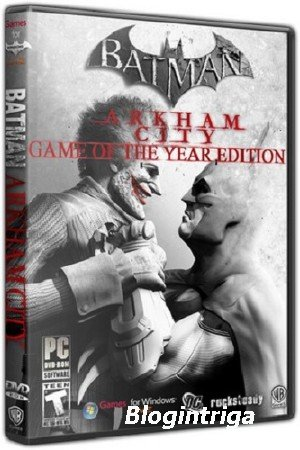 Batman: Arkham City - Game of the Year Edition [Steam-Rip] (2011/PC/Rus) Re ...