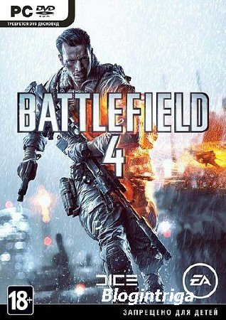 Battlefield 4: Digital Deluxe Edition (2013/PC/RUS) RePack от =Чувак=