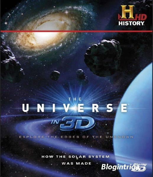���� ��������� 3D / Our Universe 3D (2013)  BDRip 1080p