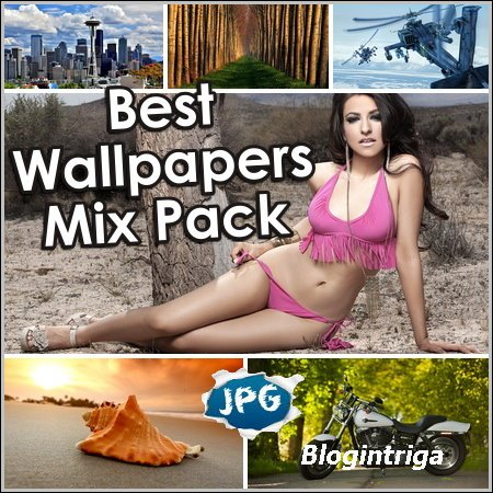 Best Wallpapers - Mix Pack (2013)