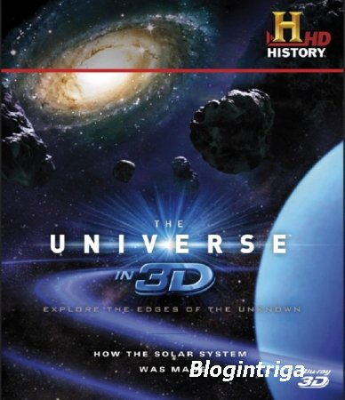 Наша Вселенная 3D / Our Universe 3D (2013)  BDRip 1080p