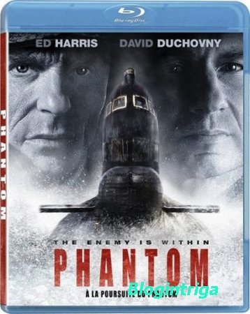 Фантом / Phantom (2013) BDRip-AVC | Лицензия