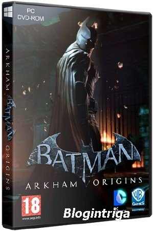 Batman: Arkham Origins [Update 8 + 7 DLC] (2013/PC/RUS|ENG) RePack от z10yded