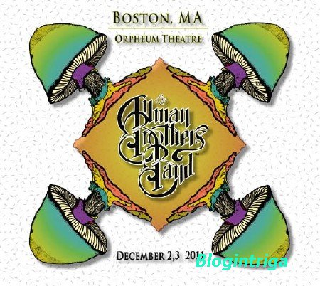 Allman Brothers Band - Orpheum Theatre (2011) FLAC