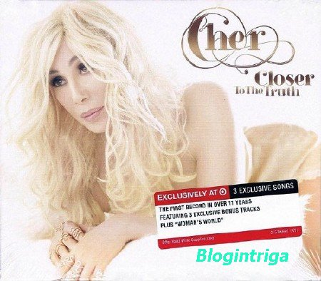 Cher - Closer To The Truth (Target Deluxe Edition) (2013) FLAC