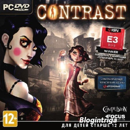 Contrast: Collector's Edition (2013/PC/RUS) RePack �� z10yded