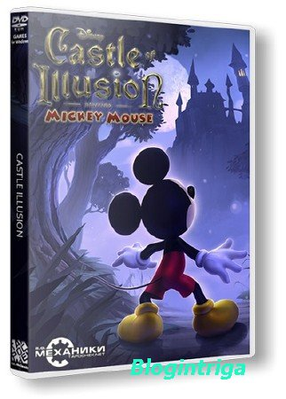 Castle of Illusion Starring Mickey Mouse (2013/РС/RUS|ENG) RePack от R.G. Механики