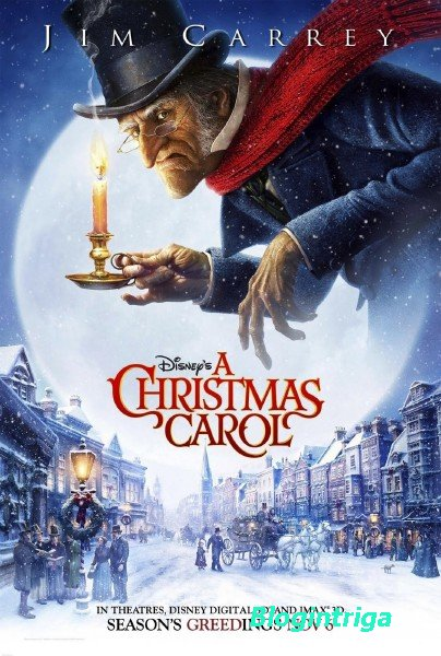 Рождественская история 3D / A Christmas Carol 3D (2009) BDRip 720p