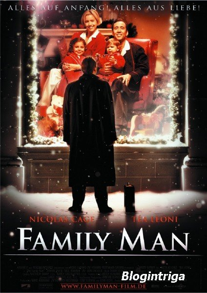 Семьянин / The Family Man (2000) BDRip