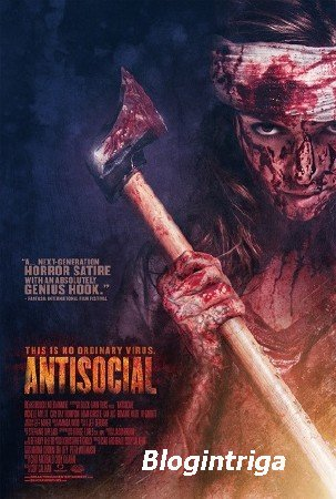 Антисоциалка / Antisocial (2013) BDRip