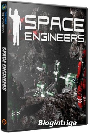 Space Engineers [v01.017.011] (2014/PC/Rus|Eng) RePack от R.G. Games