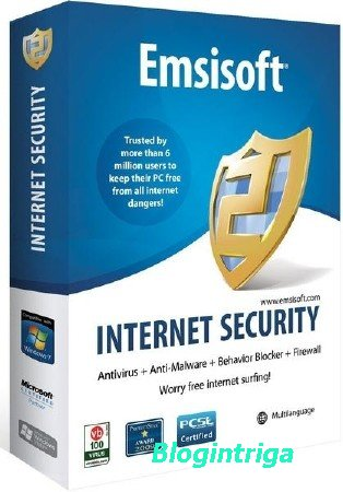 Emsisoft Internet Security Pack 8.1.0.40 2014 (RU/ML)