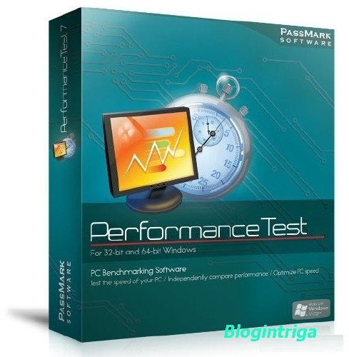 Passmark PerformanceTest 8.0 (Build 1028).