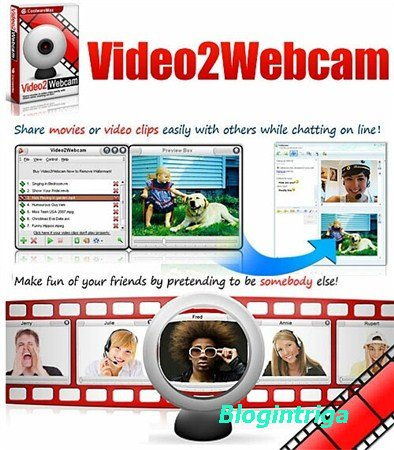 Video2Webcam 3.4.5.6