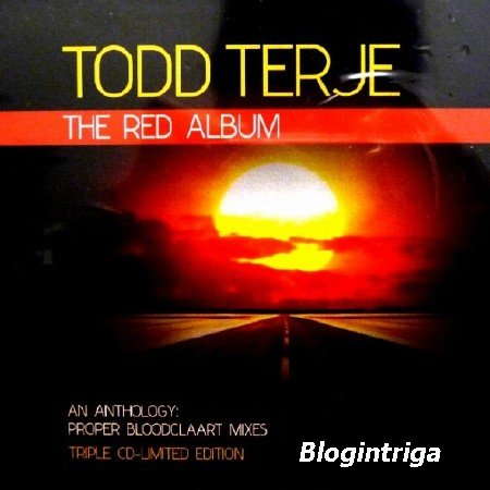 Todd Terje - The Red Album (Limited Edition) (2010) FLAC