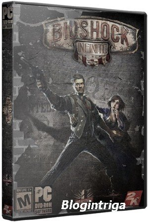 BioShock Infinite - Complete Edition (2013/PC/Rus|Eng) RePack by R.G.BestGamer