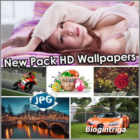 New Pack HD Wallpapers (2014)