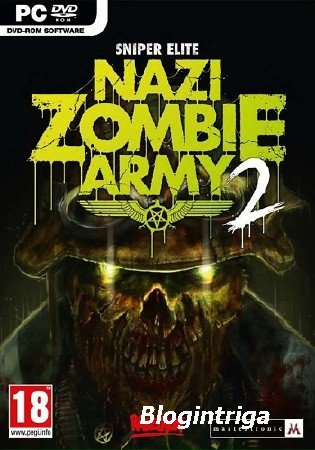 Sniper Elite: Nazi Zombie Army 2 (2013/PC/Rus|Eng) Steam-Rip by R.G. Игрома ...