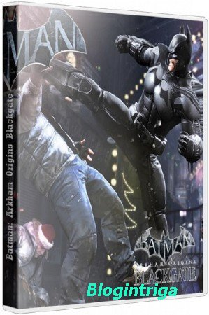 Batman: Arkham Origins Blackgate - Deluxe Edition (2014/PC/RUS|ENG) RePack от Fenixx