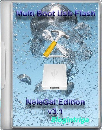 Multiboot USB Сonstructor NeleGal Edition UEFI v3.1