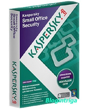 Kaspersky Small Office Security 13.0.4.233 RUS\2014