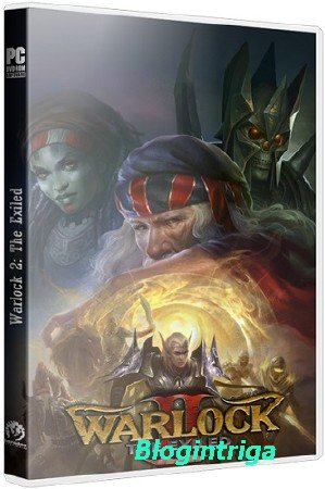 Warlock 2: The Exiled - Great Mage Edition (2014/PC/Rus) Steam-Rip by R.G. GameWorks