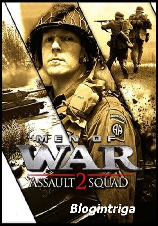 В тылу врага: Штурм 2 / Men of War: Assault Squad 2 (2014/PC/Rus) RePack by ...