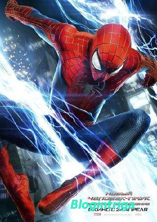 ����� �������-����: ������� ���������� / The Amazing Spider-Man 2: Rise of Electro (2014) CAMRip v.2