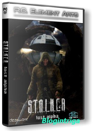 S.T.A.L.K.E.R. - Lost Alpha (2014/PC/Rus) RePack by R.G. Element Arts