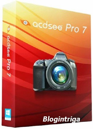 ACDSee Pro 7.1 Build 163 2014 (RU/ML)