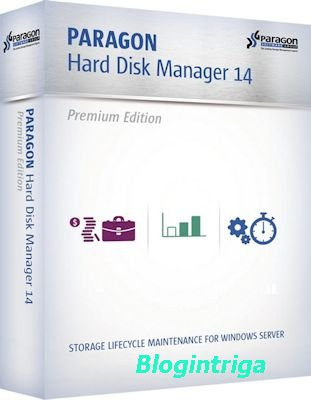 Paragon Hard Disk Manager 14 Premium 10.1.21.471 + Boot Media Builder