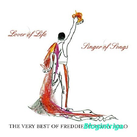 Freddie Mercury - The Very Best Of Solo (2006) FLAC
