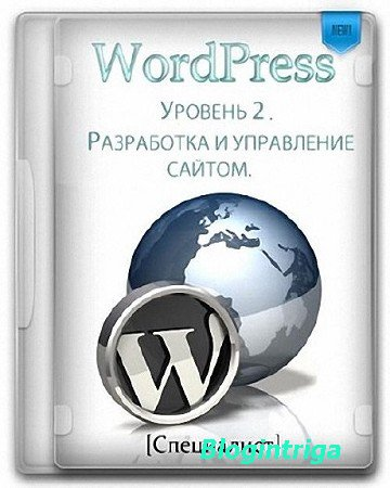 WordPress. Уровень 2. Разработка и управление сайтом (2013) PCRec