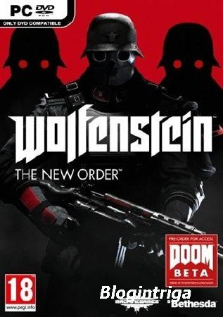 Wolfenstein: The New Order (2014/PC/Rus) RePack by XLASER