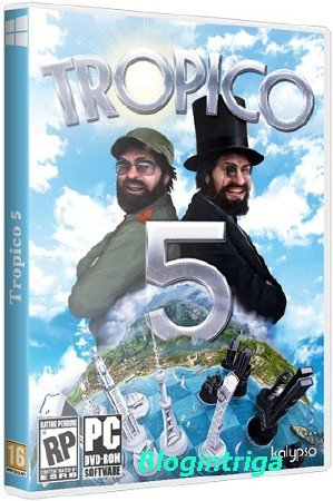 Tropico 5: Steam Special Edition [v 1.01] (2014/PC/RUS) RePack by xatab