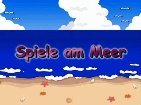 Spiele am Meer