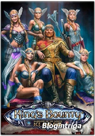 King's Bounty. Воин Севера / King's Bounty. Warriors Of The North. Valhalla Edition (2012/PC/Rus) RePack от xatab