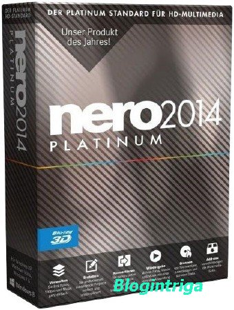 Nero Burning ROM 2014 15.0.04600 RePack (2014\RU)