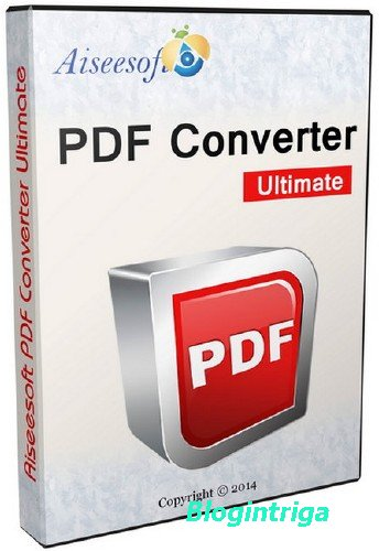 Aiseesoft PDF Converter Ultimate 3.2.12.28463 Final (ML + Rus)