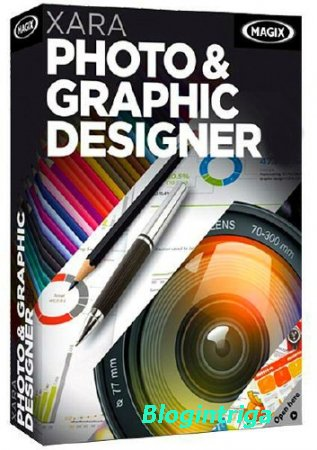 Xara Photo & Graphic Designer 10.1.1.34966 + Rus