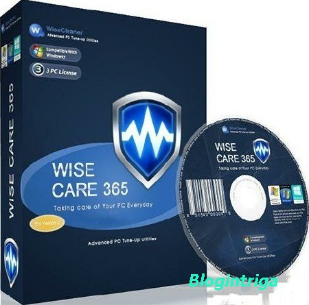 Wise Care 365 Pro 3.31.287 Final + Portabl (2014/RU/EN)