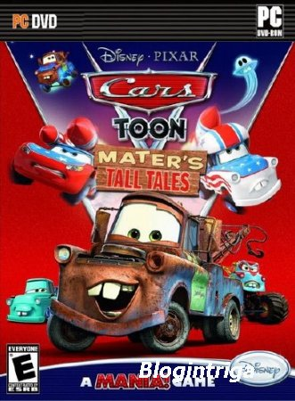 Cars Toon: Mater's Tall Tales (2010/Repack)