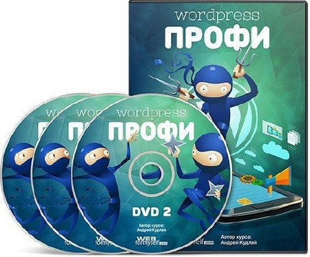 WordPress - Профессионал (2014) Видеокурс