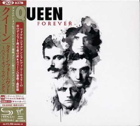 Queen - Forever (Japanese Edition) (2014) FLAC
