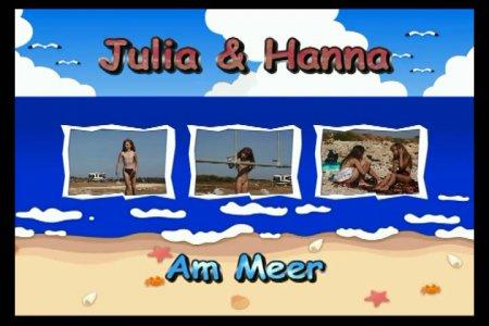 Julia and Hanna