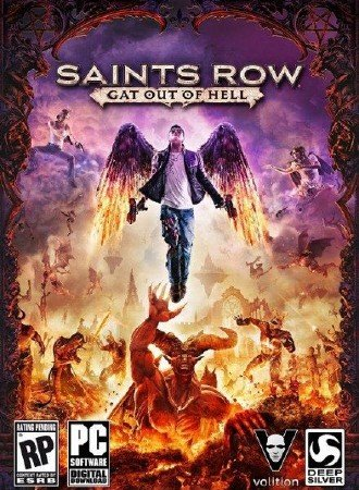 Saints Row: Gat out of Hell (2015/RUS/ENG/RePack)