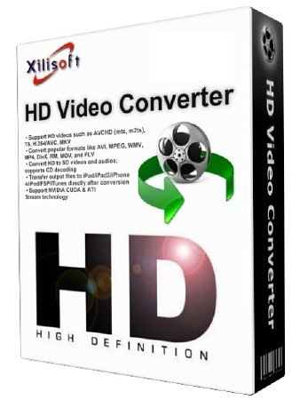 Xilisoft HD Video Converter 7.8.8 Build 20150402 + Rus
