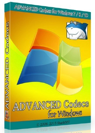 ADVANCED Codecs for Windows 7 / 8 / 10 5.15