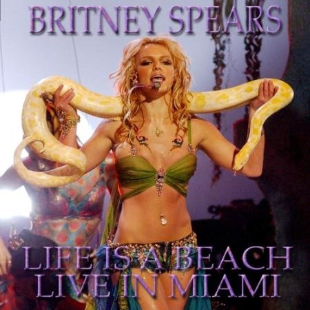 Britney Spears - Life Is A Beach: Live In Miami (2015)