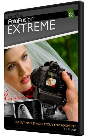 LumaPix FotoFusion EXTREME 5.5 Build 109162